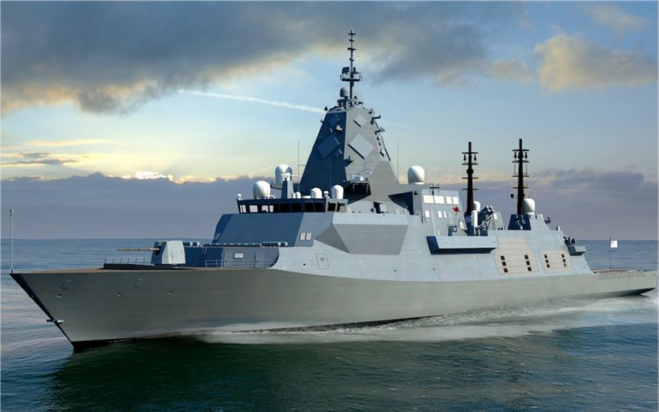 BAE Systems to start production of Hunter class frigate for Australian Navy in 2020 925 001