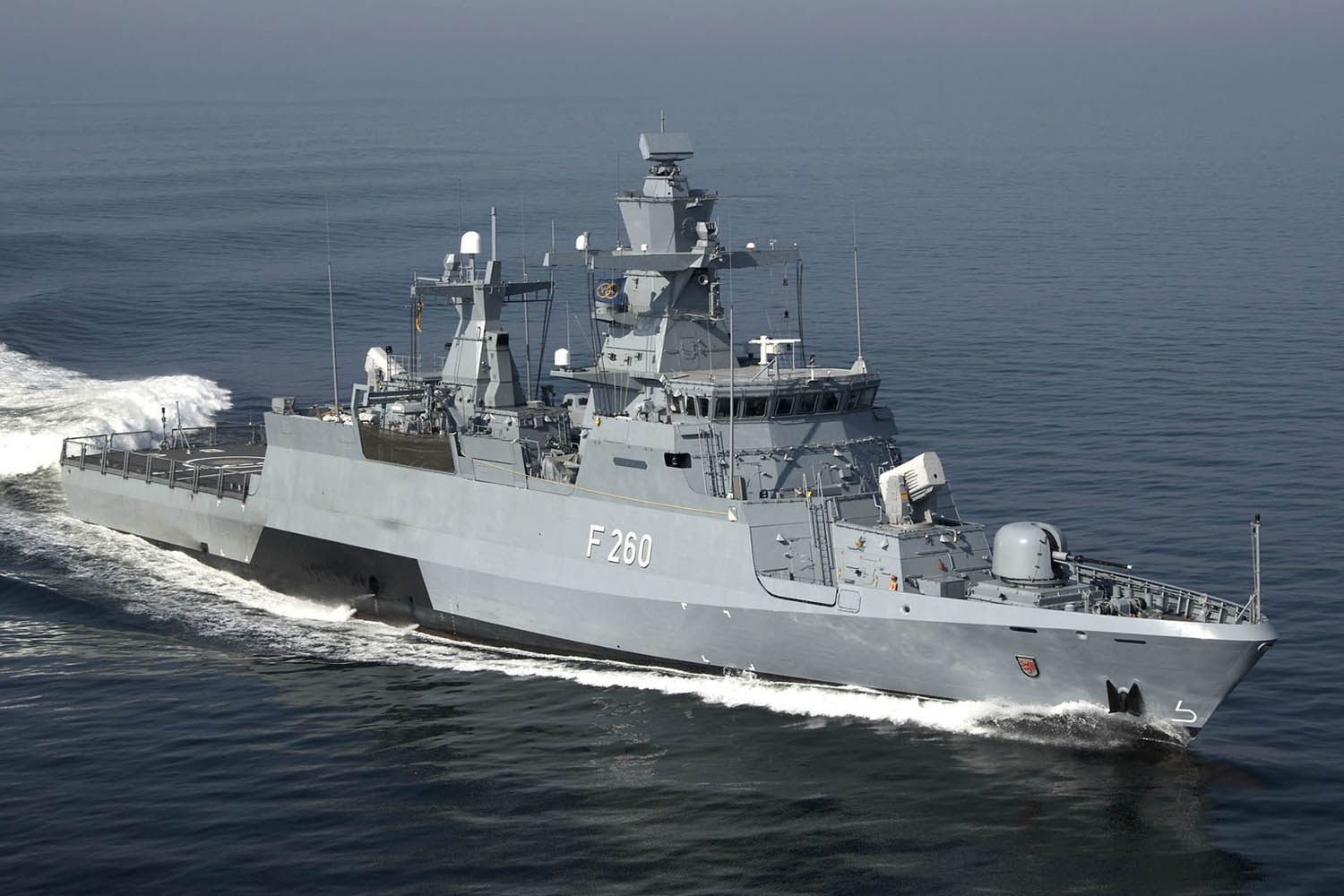 Rheinmetall and MBDA to develop high energy laser effector system for the German Navy