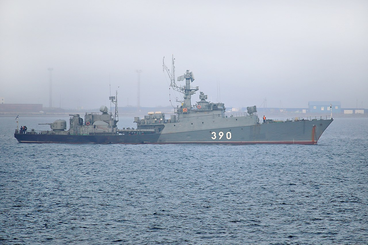 Russian Northern Fleet started a submarine detection exercise in the Arctic 2