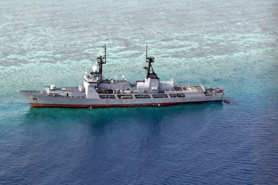 South Korean firm win contract for Philippine Navys PH Frigate Upgrade Project 925 001