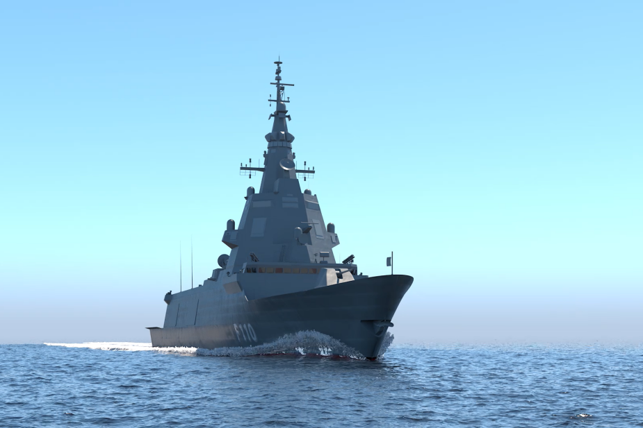 Indra Signs contract with Lockheed Martin to manufacture Radar for F110 Frigate 925 001