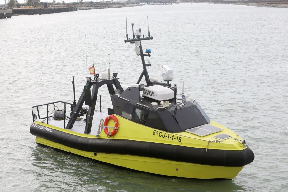 Navantia Successfully integrates the systems of Spains First Autonomous Vessel 925 001