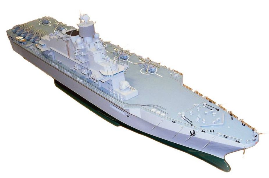 Russia to begin construction of universal landing ships project 11780 in 2020 925 001