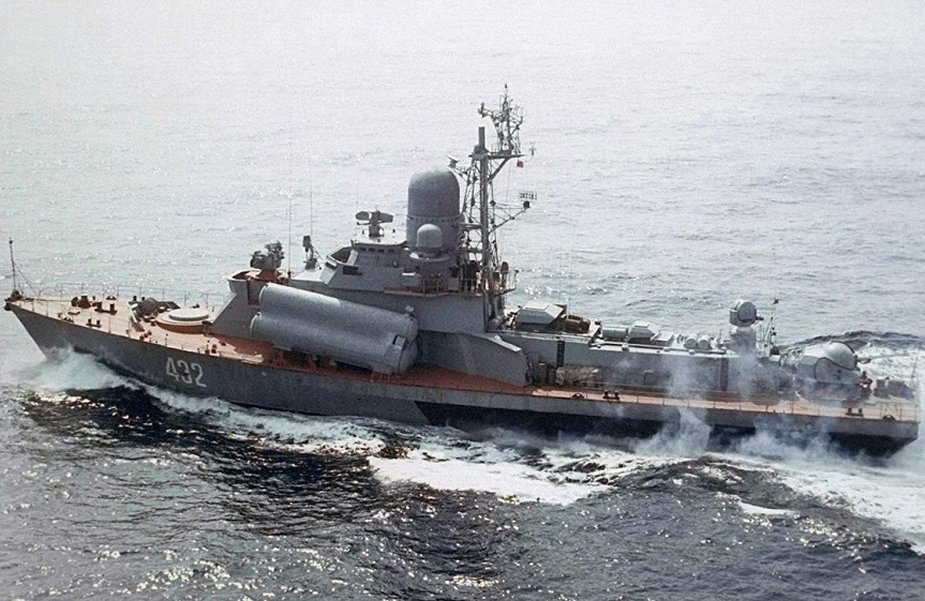 Russian missile boats to get new electronic intelligence
