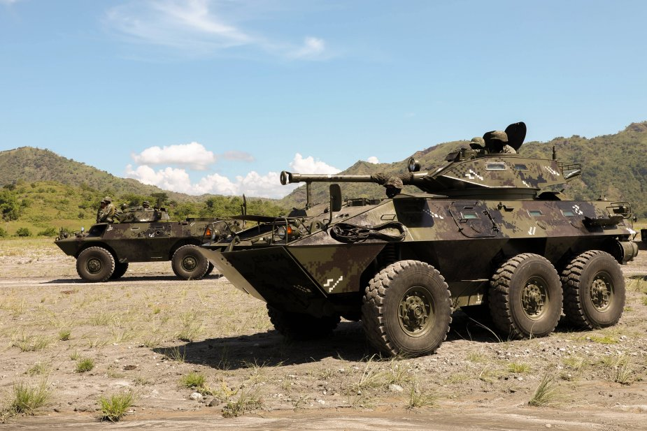 Indian company to take care of a Light Armor System Upgrade project for the Philippines