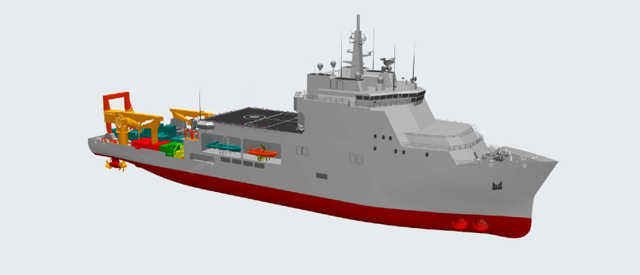 Italian Navy to launch its submarine rescue vessel programme