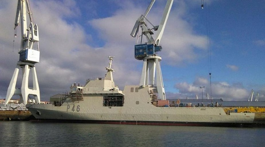 Spanish Navy to commission its sixth Meteoro class offshore patrol vessel