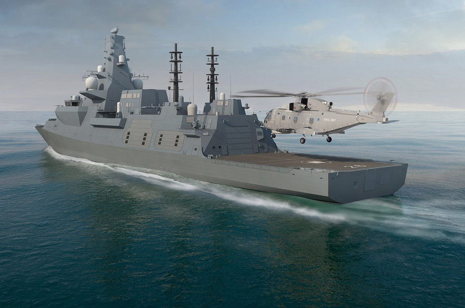 Australian company Airspeed brought in as Type 26 frigate supplier