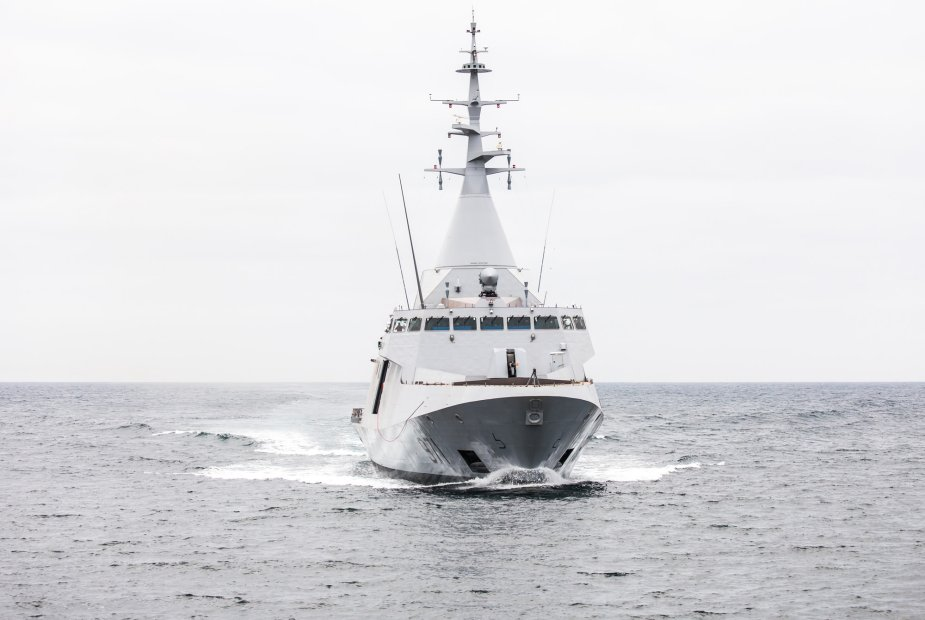 Naval Group chosen by Romania for the corvettes programme