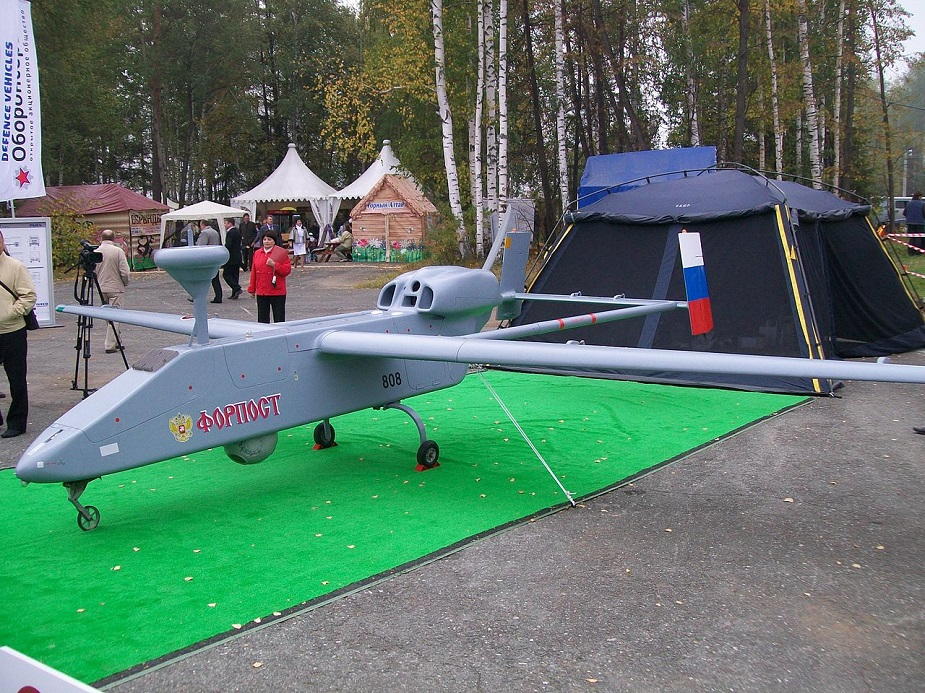Russian naval aviation armed with drones part 1