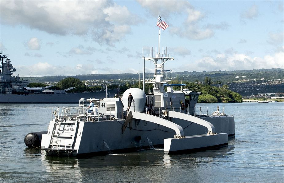 US Navy releases request for proposals for Medium Unmanned Surface Vehicle MUSV 925 001