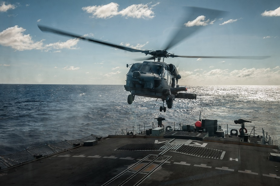 US approves sale of 7 MH 60R helicopters to Greece