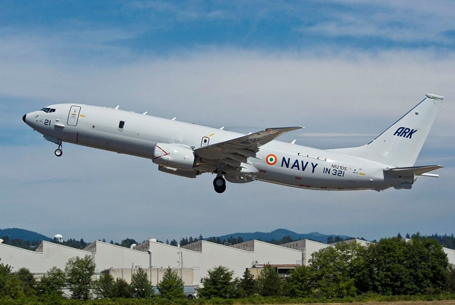 India to acquire ten more US P 8I aircraft for ISR and ASW operations