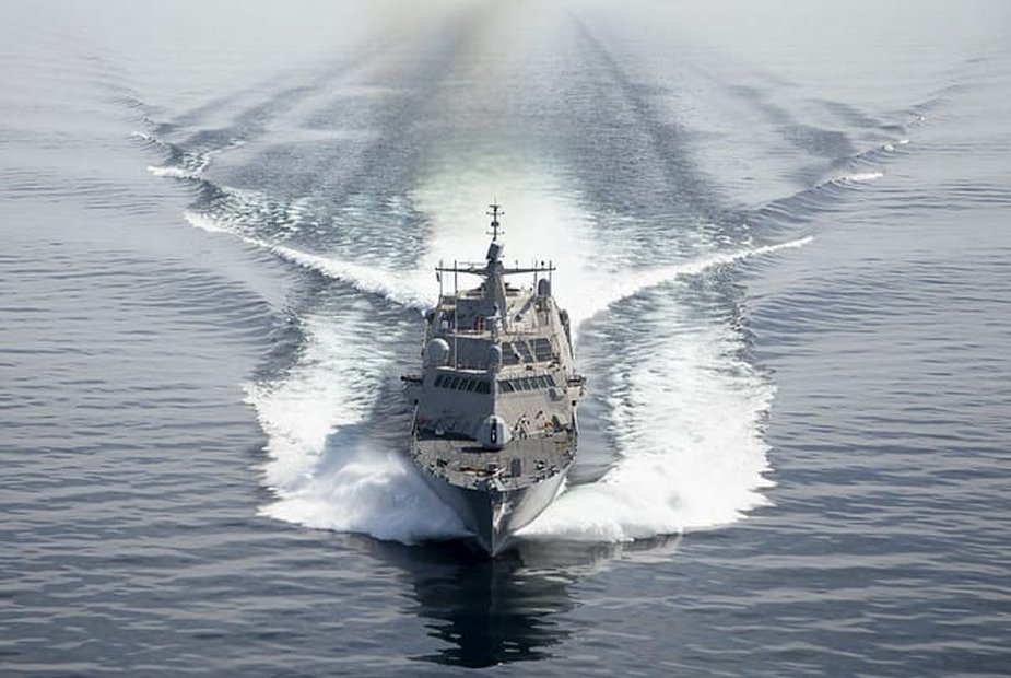 LCS Indianapolis LCS 17 completed acceptance trials