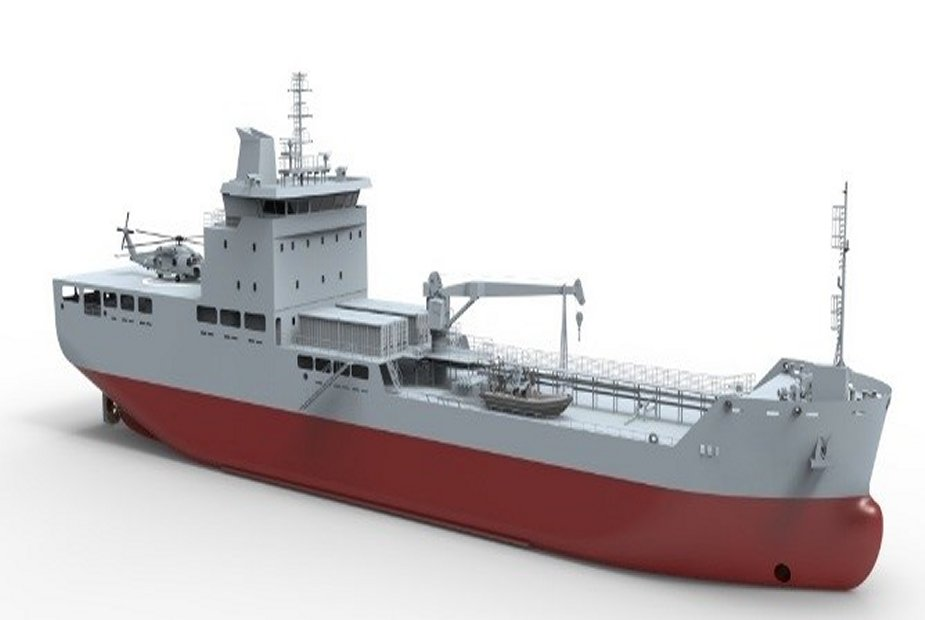 TAIS contracted to build five ships for the Indian Navy