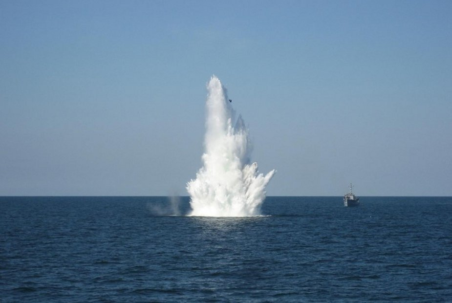 Baltic Sea mine warfare exercises Open Spirit concluded in Lithuania