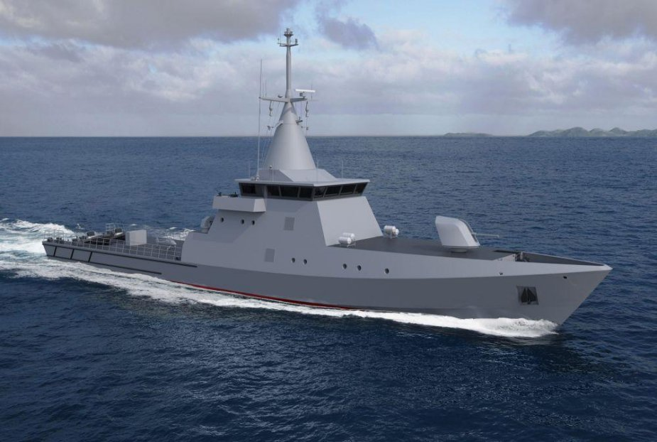 Kership subsidiary of Naval Group and Piriou proposes OPV 50 patrol boats to Cyprus 2