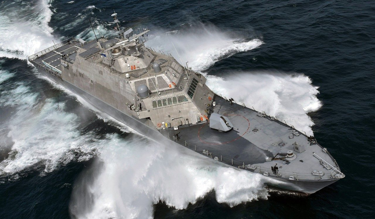 Lockheed Martin To Design And Build Littoral Combat Ship With Tactical Trainer Devices 925 001