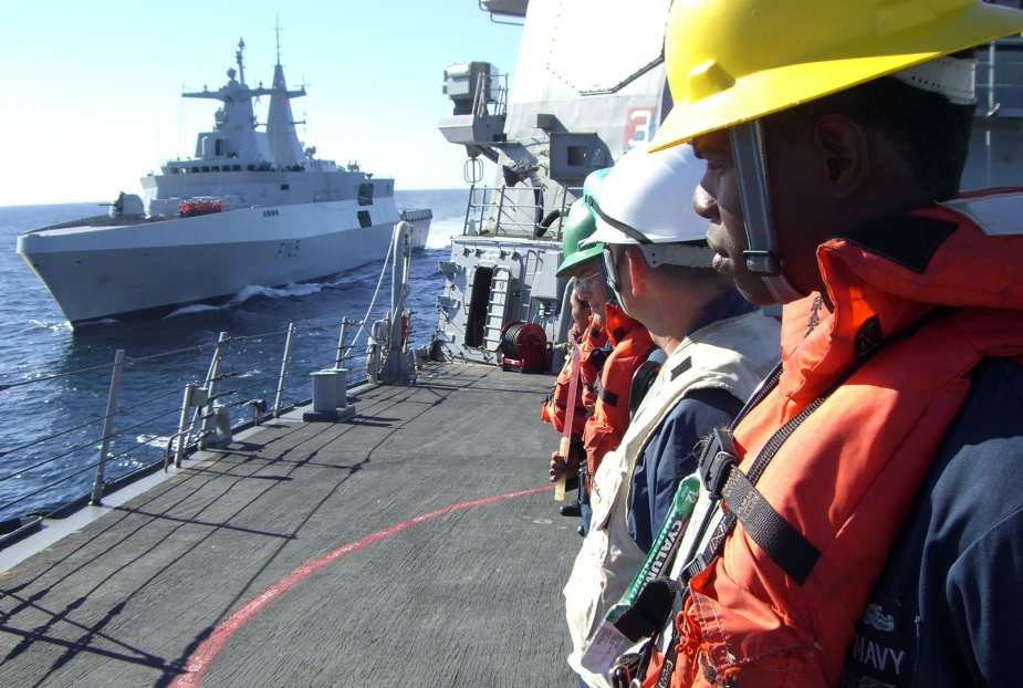 South African navy hosts Russia China for maritime exercise 925 002