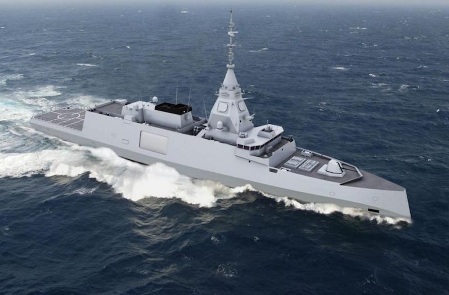 Greece signals intent to buy French frigates 925 001