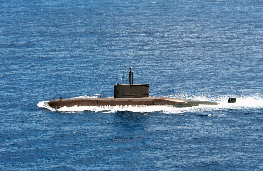 Korean Navy willing to get two nuclear powered submarines