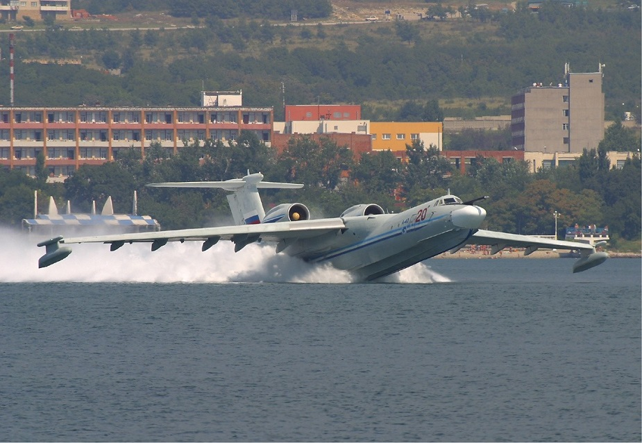 Russia to resume A 42 amphibious aircraft production