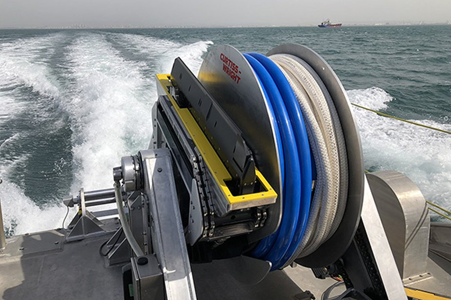 GeoSpectrum Technologies Launches Game Changing LF Active VDS Deployable by USVs 925 001
