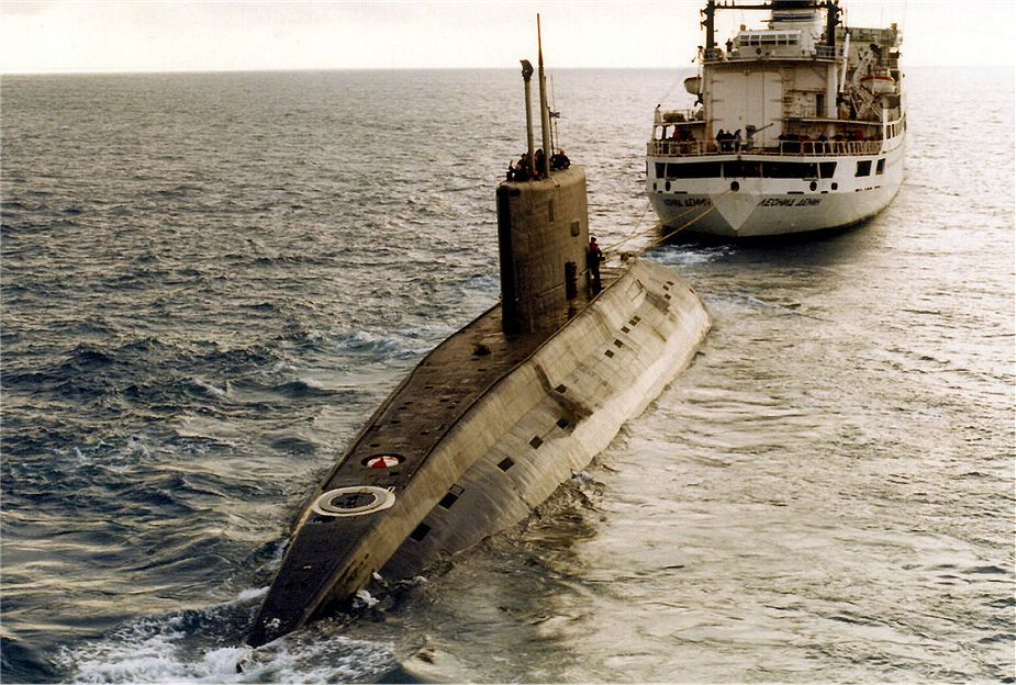Iran plans to build submarines equipped with nuclear propulsion systems 925 001