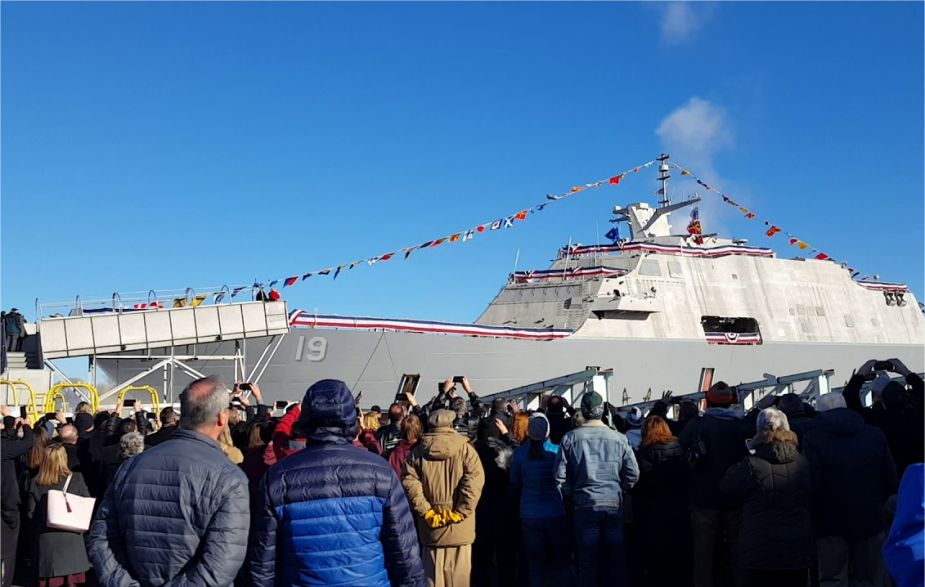 Lockheed Martin has delivered LCS 19 the 10th Littoral Combat Ship to US Navy 925 001