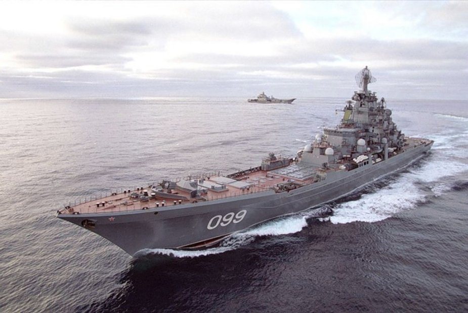 Russian Navy to focus on frigates, submarines - Part 3
