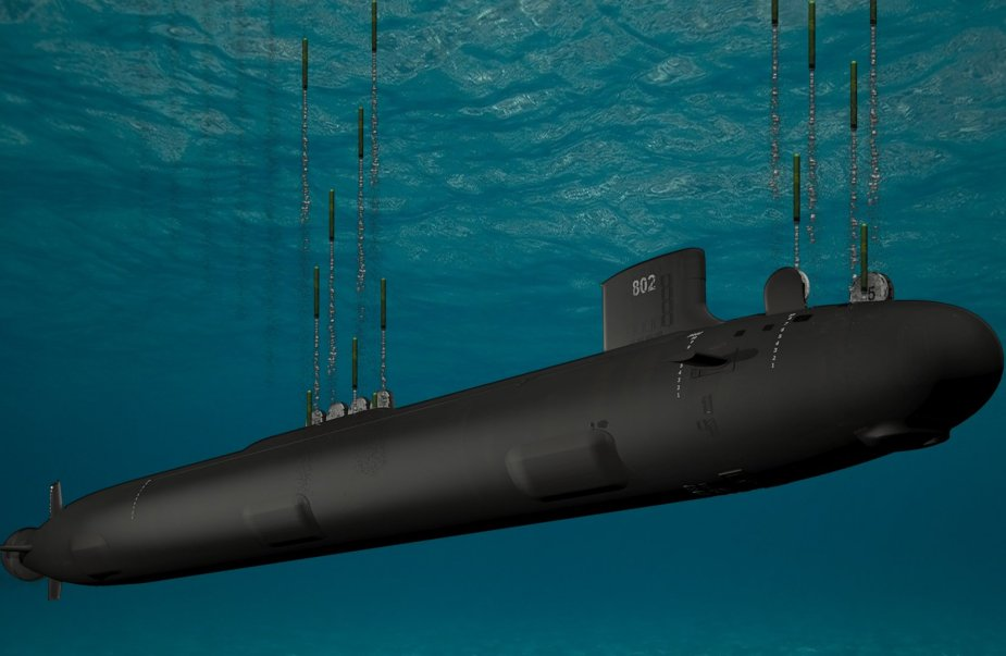 US Navy to Deploy Global Strike Hypersonic Weapon on Virginia Attack Subs 925 001