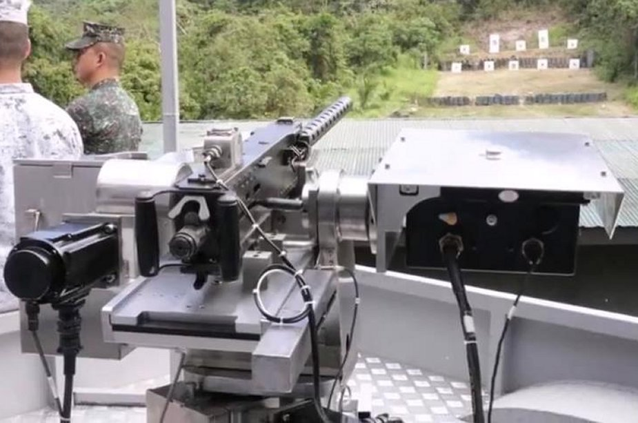 Philippine Navy DOST launches Heavy Barrel Automated Weapon Project BUHAWI 925 001
