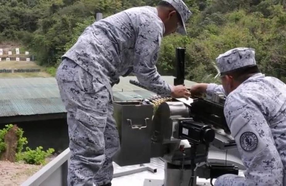 Philippine Navy DOST launches Heavy Barrel Automated Weapon Project BUHAWI 925 002
