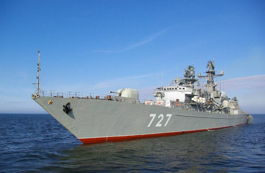 Russian Japanese anti piracy exercise successfully completed in the Arabian sea 925 001