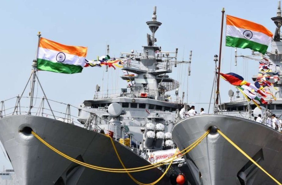 Indian Navy Inducts Indigenously Developed Torpedo Decoy System 925 002