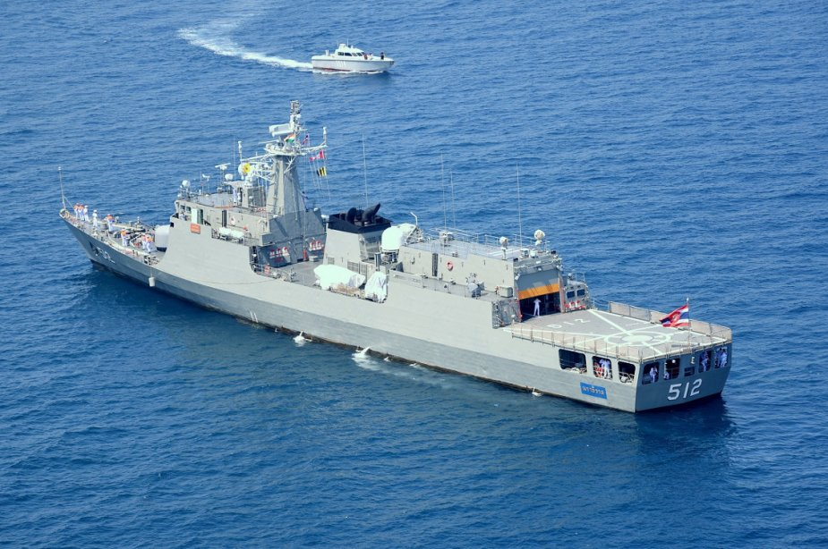Lloyds Register to certify Chinese Built Corvette For Algerian Naval Force And LPD For Royal Thai Navy 925 001