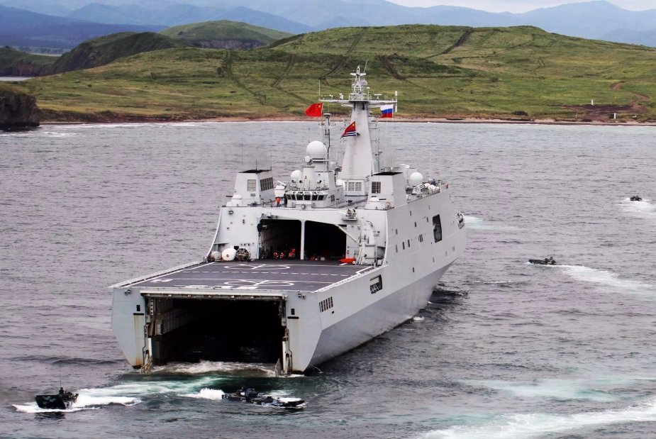 Lloyds Register to certify Chinese Built Corvette For Algerian Naval Force And LPD For Royal Thai Navy 925 002