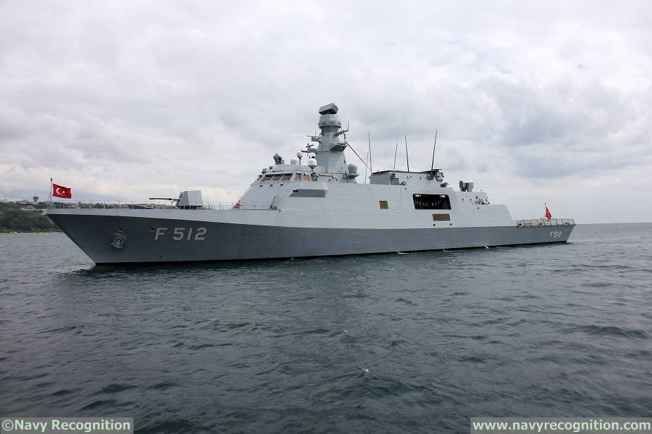 STM from Turkey to supply main drive systems for Ada class corvettes of Pakistani Navy 925 001