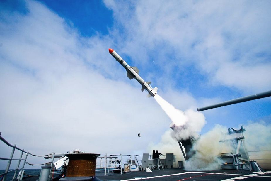Boeing will deliver 467 Harpoon Block II anti ship missiles for foreign military sales customers 925 001