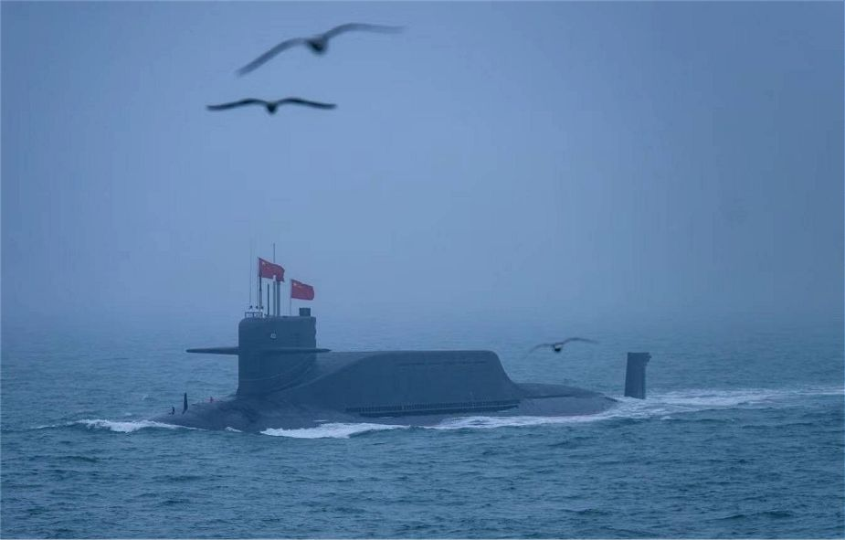 Chinese Navy has now six Type 094A Jin class nuclear powered ballistic missile submarines 925 001