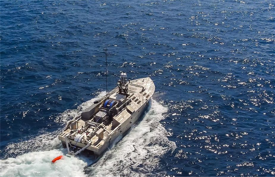 Textron Systems awarded engineering contract for US Navy Unmanned Surface Vehicle program 925 001