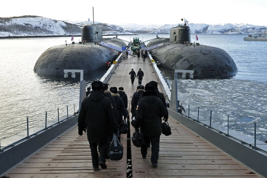 Analysis Russia completes first stage of submarine infrastructure upgrade 925 001
