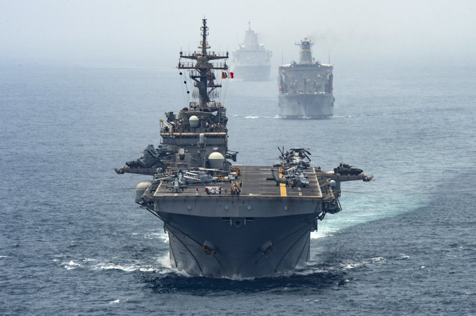 BAE Unit to Modernize USS Boxer Amphibious Assault Ship Under Potential 207M Contract 925 001