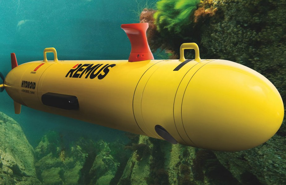 Chinese Academy of Sciences sucessfully tested new material that enables AUV to swim further 925 001