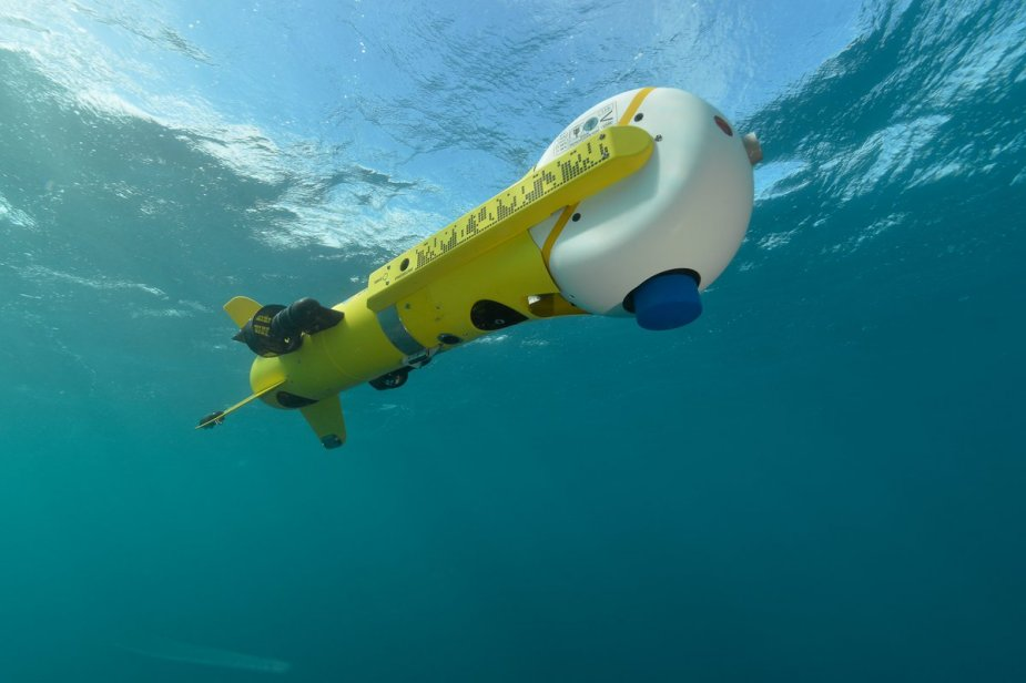 ECA GROUP equips Lituanian Navy with efficient ROV solution for sea mines clearance 925 001