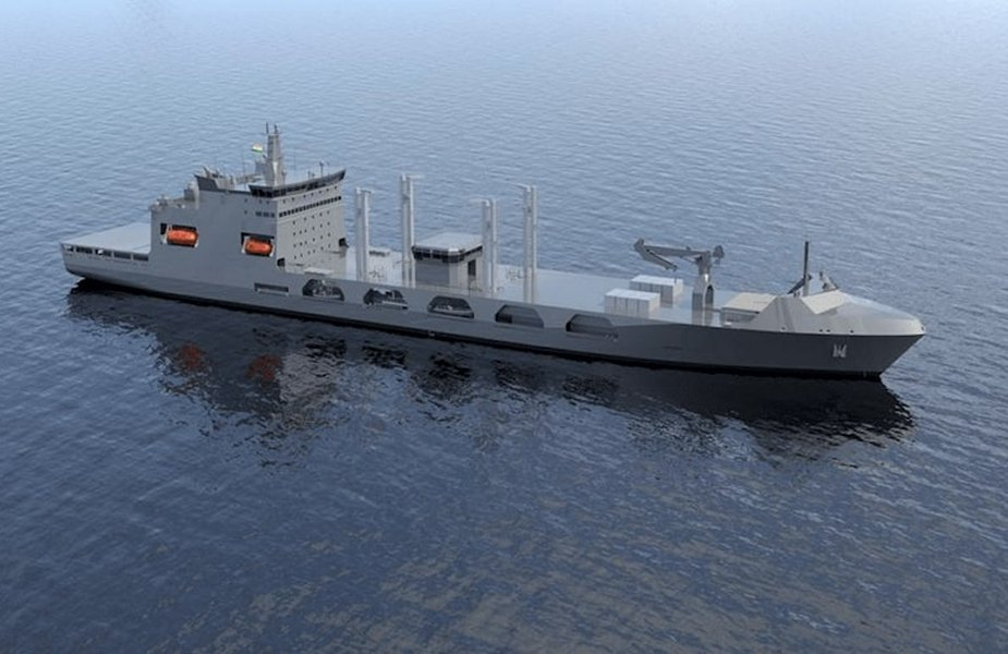 India signs deal with Turkeys TAIS Shipyards for five fleet support vessels 925 001