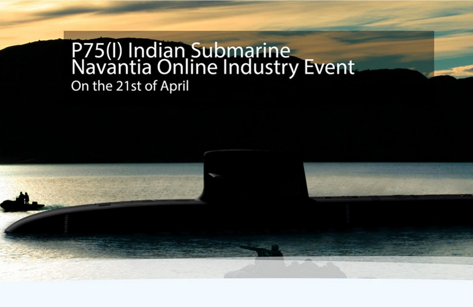 Navantia presents S80 Plus Submarine For Indias P 75I at Underwater Defence Security 2020 Conference 925 001