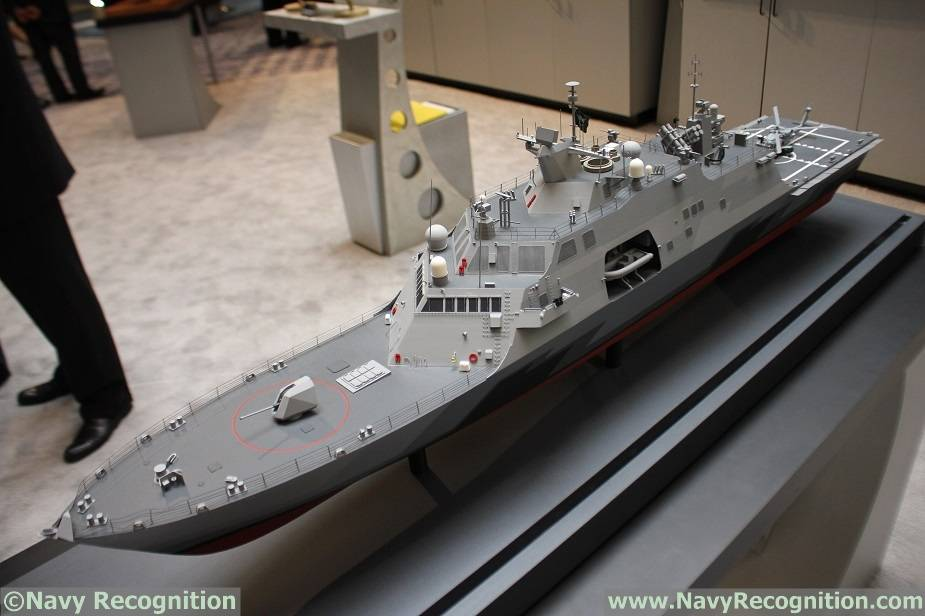 Russian Vyborg Shipyard laid the Purga ice class coastguard ship of project 23550 925 001