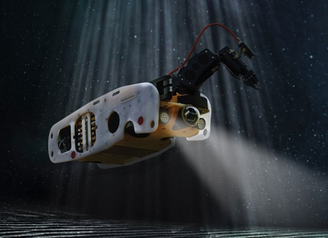 The Swedish defence and security company Saab presented its remotely operated vehicle (ROV), Sea Wasp, at the Navy League's Sea-Air-Space Exposition in National Harbor, Maryland. Sea Wasp, which relocates, identifies and neutralizes underwater improvised explosive devices (IEDs), is designed to combat below-the-surface terrorism.