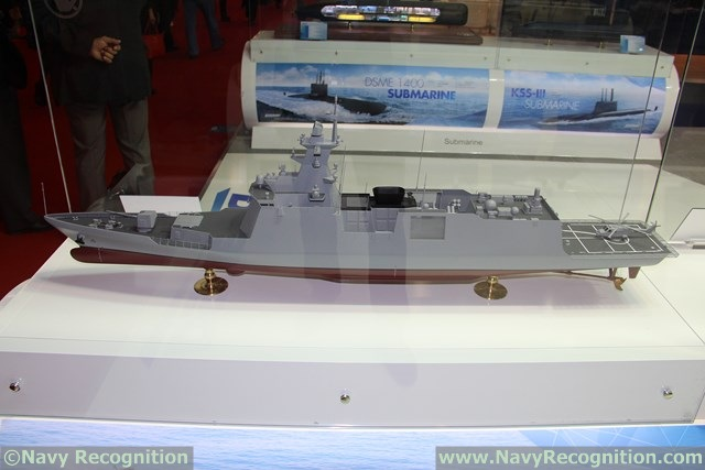 DRS Technologies Inc., a Finmeccanica Company, announced at the Surface Navy Association's (SNA) National Symposium today the delivery of the first shipset Hybrid Electric Drive (HED) system for the Korean Navy's future multipurpose Frigate known as FFX Batch II.